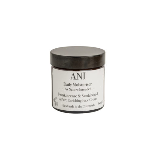 Frankincense and Sandalwood Daily Moisturiser