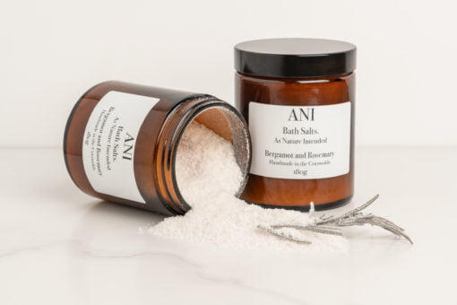 ANI Skincare Bath Salts Bergamot & Rosemary
