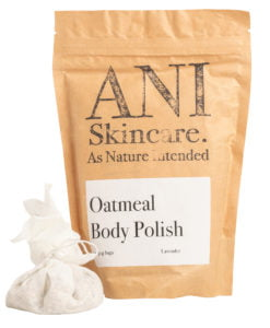 Oatmeal Body Polish