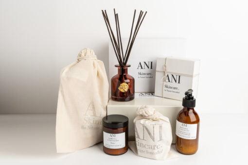 ANI Skincare Product Range