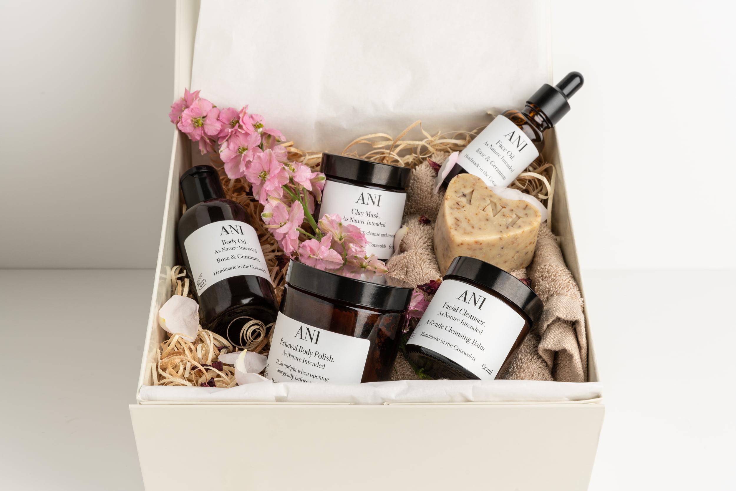 Ani Skincare Bespoke Gift Sets The Ideal Gift Idea